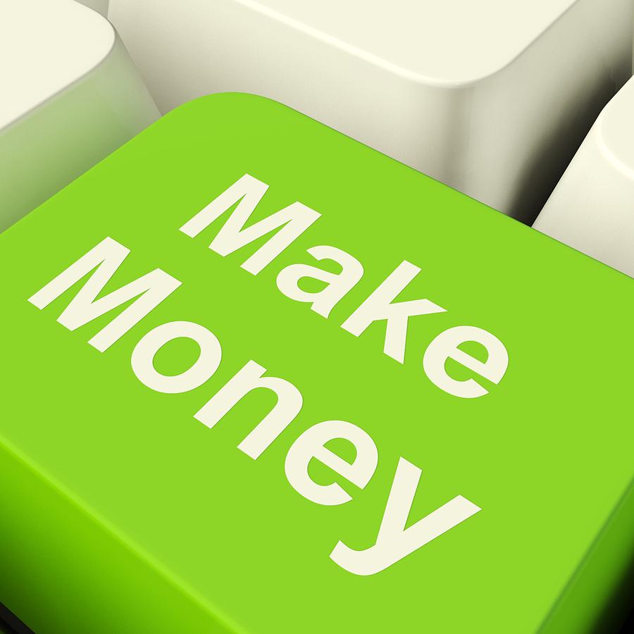 4 ways to earn money online!