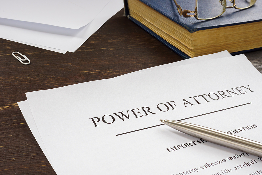 How to Choose an Agent to Give a Power of Attorney