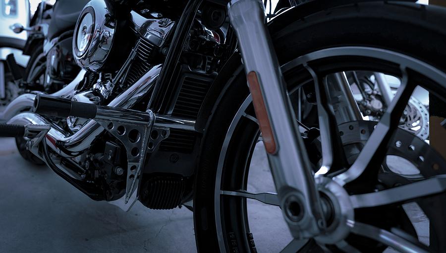 Popular motorcycle logos
