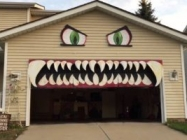 You Have GOT To See This Hungry Monster House In Action!