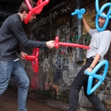 DIY Balloon Animals