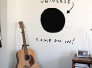 Looks Inviting: Hole To Another Universe
