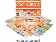 Cat-Opoly Is Basically Monopoly For Cat People