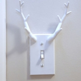 Antler Switchplate