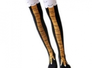Women's Chicken Legs Novelty Socks