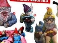 Garish, Gross and Gruesome Garden Gnomes