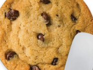 Giant Yummy Looking Choco-Chip Cookie Mouse Pad