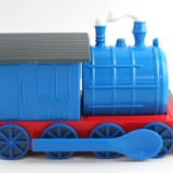Chew-Chew Train Dish Set