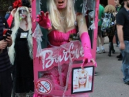 Zombie Barbie Doesn't Want To Play, She Wants To Eat Your Brains