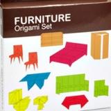 Furniture Origami