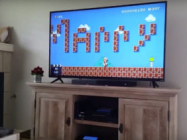 This Guy Proposed To His Lady With A Custom Mario Level