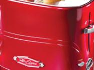 Retro Series Pop-Up Hot Dog Toaster