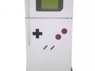 These Magnets Make Your Fridge Look Like A Giant Gameboy