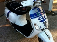 This IS The Vespa You're Looking For