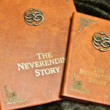 Neverending Story Tablet Cover