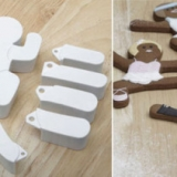 Posable Gingerbread Men Cutters