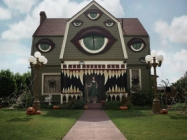 One Artist Turned Her Folks' Home Into A Monster House