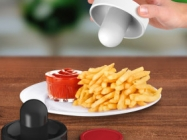Spice Up Your Eating Game With Air Hockey Salt & Pepper Shakers