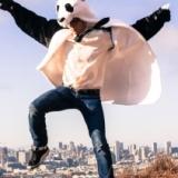 Panda Coat