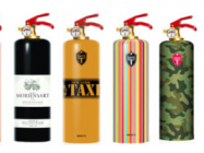 The Designer Fire Extinguisher Is For The Fanciest Of Kitchens