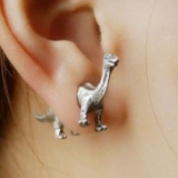 Dinosaur Earrings