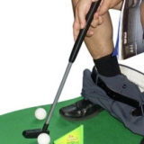 Potty Putter: For Golfing On The Toilet
