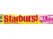 Soon You Can Buy A Pack Of ALL PINK Starburst