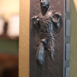 Han Solo Carbonite Light Switch