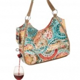 Wine Dispensing Handbag