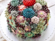 You Have Got To See These Super Pretty Terrarium Cakes