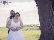This Newlywed Couple Got The Gift Of A Hilarious Photobomb