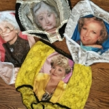 Golden Girls Granny Panties