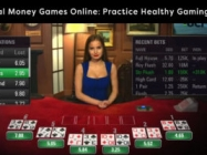 Play Real Money Games Online: Practice Healthy Gaming Habits