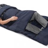 Zippered Vents Sleeping Bag