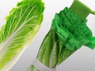 An Umbrella That Looks Like Cabbage Because You Random AF