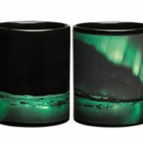 Aurora Borealis Heat Changing Coffee Mug