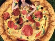 This Amazing Pizza Dress Is Truly Something To Behold