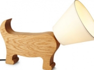 The Cone Of Shame Lamp Is A Real Thing That Exists