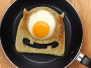 The One Eyed Egg Monster Toast Cutter Is So Cute, It's Scary