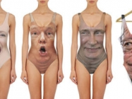 Kinda Creepy Political Swimsuits & More Incredible Links