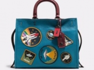 Coach Released A Limited-Edition NASA-Inspired Space Collection