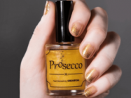 Not Sure If Prosecco Flavored Nail Polish Is Cool Or Weird...