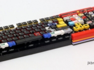 Fully Functional LEGO Keyboard
