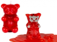 The Gummi Bear Skeleton Candle Is The Most Fire Candle Ever