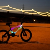 Light Up Bike Frame