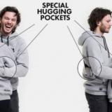 Hugging Hoodie