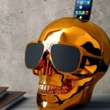 Skull Speakers