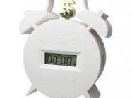 Pay To Snooze Alarm Clock
