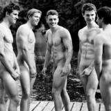 Men's Rowing Team Nude Calendar