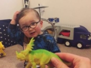 This Two Year Old Boy Is The Littlest Dinosaur Expert